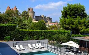 Mercure Carcassonne Portes de la Cité****