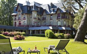 Le Castel Marie Louise Barrière La Baule