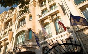 Marriott Paris Champs Elysées
