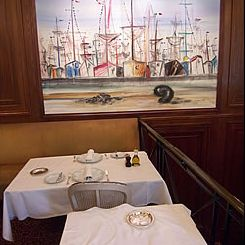 Restaurant La Mar�e D�couverte Paris 08