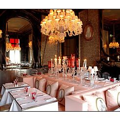 Restaurant Paris 16 Cristal Room Baccarat