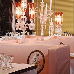 Restaurant Cristal Room Baccarat Paris 16