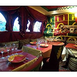 Restaurant Paris 15 La Table Marocaine du XV�me