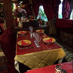 Restaurant La Table Marocaine du XV�me Paris 15