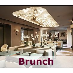 Restaurant Paris 08 H�tel de Sers Brunch