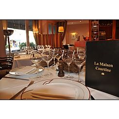 Restaurant La Maison Courtine Paris 14