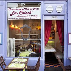 Restaurant Les Colock Paris 15