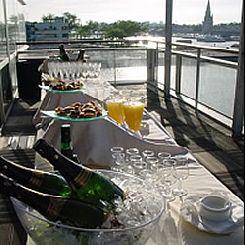 restaurant les flots la rochelle charente maritime 17. Black Bedroom Furniture Sets. Home Design Ideas