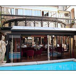 restaurant les jardins de l 39 op ra toulouse haute garonne 31. Black Bedroom Furniture Sets. Home Design Ideas