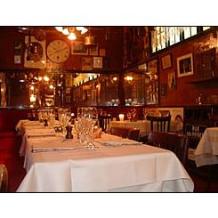Restaurant roger la grenouille paris paris 75 for Roger la grenouille paris