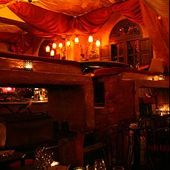 Restaurant La Casbah Paris 11