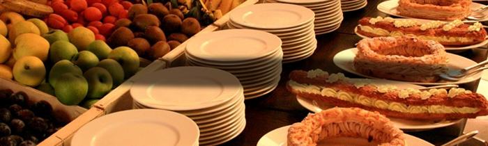 Multirestaurant brunch invitation