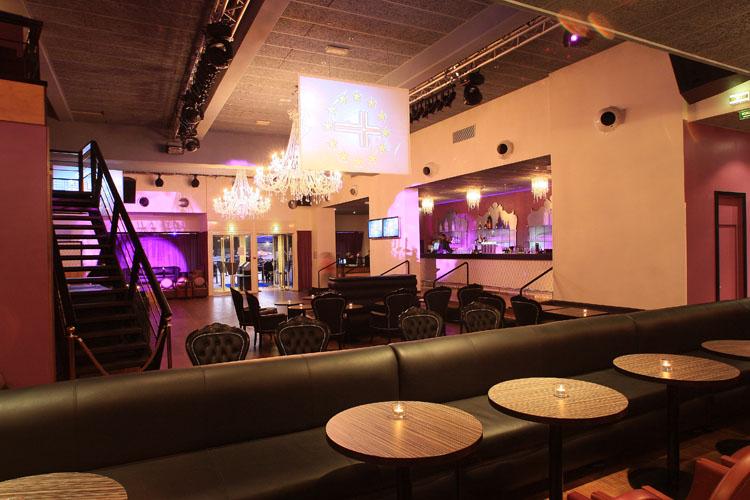 Cocktails dans un restaurant club de prestige la porte - Restaurant italien porte maillot paris 17 ...