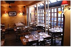 Repas entreprise Chalet Savoyard Neuilly Sur Seine 92 restaurant groupe Neuilly Sur Seine 92