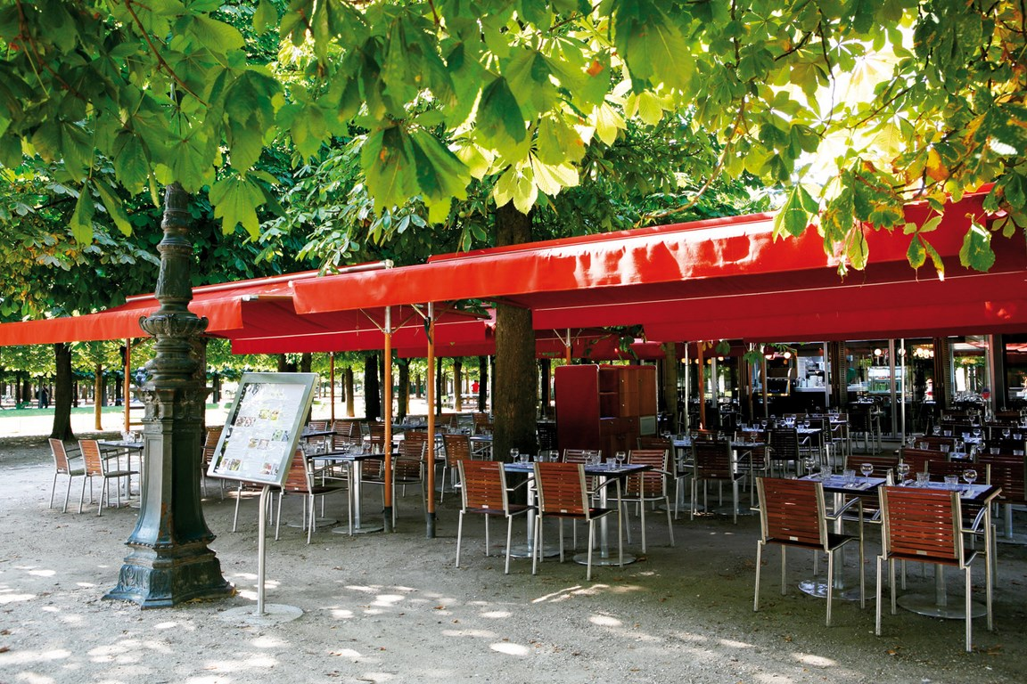 Restaurant groupe paris for Restaurant dans un jardin paris