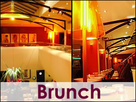 Click for more information or reservations at Alcazar Brunch