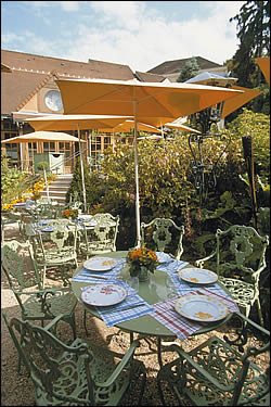Restaurant chez cl ment bougival bougival yvelines 78 for Restaurant bougival
