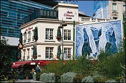 Chez Cl�ment Maillot Paris 75017