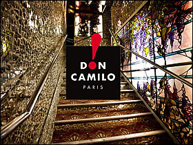 Restaurant Paris Don Camilo