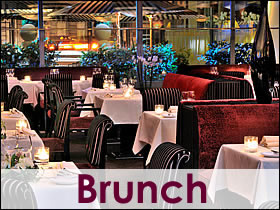 Restaurant Paris H�tel du Collectionneur Brunch