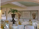 Restaurant La Cadi�re d�Azur Hostellerie B�rard & Spa