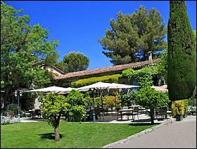 Restaurant h tel de mougins mougins alpes maritimes 06 - Hotel de mougins restaurant le jardin ...