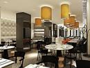 Restaurant Paris L'Initial, Sofitel Paris Arc de Triomphe