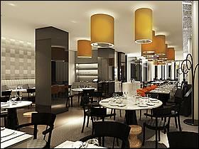 restaurant l 39 initial sofitel paris arc de triomphe paris paris 75. Black Bedroom Furniture Sets. Home Design Ideas
