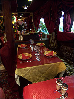 Restaurant La Table Marocaine Du Xv Me Paris Paris 75