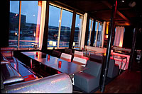 Restaurant Paris Le Caf� Barge