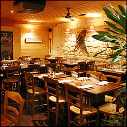 Restaurant le chalet de neuilly neuilly sur seine hauts de for Restaurant le jardin neuilly