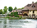 Restaurant Fourges Le Moulin de Fourges