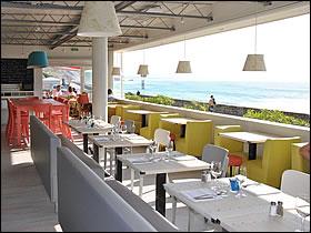restaurant le surfing biarritz pyr n es atlantiques 64. Black Bedroom Furniture Sets. Home Design Ideas