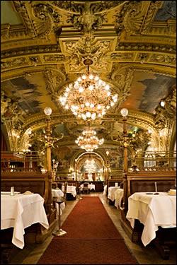 Restaurant le train bleu paris paris 75 for Restaurant poisson salon de provence