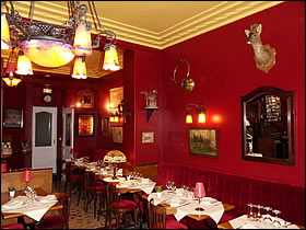 Restaurant Paris L�o le Lion