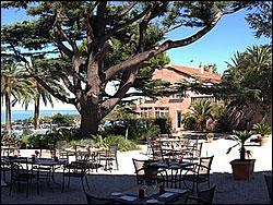 Restaurant h tel les jardins du c dre port vendres for Hotel du jardin menu