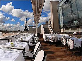 restaurant la maison blanche paris paris. Black Bedroom Furniture Sets. Home Design Ideas