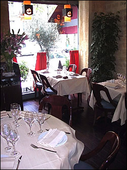 Restaurant Paris Phenicia