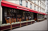 Restaurant Paris Play Off D�couverte