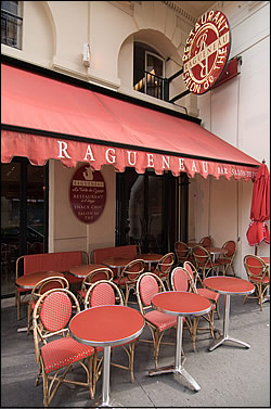 Restaurant Paris Ragueneau