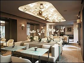 restaurant de l 39 h tel de sers paris 08. Black Bedroom Furniture Sets. Home Design Ideas
