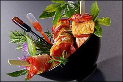 Guide des meilleurs restaurants paris et france juillet 2008 - Restaurant cote jardin lac 2 ...