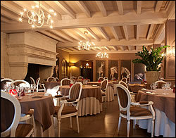 Restaurant gastronomique Le Vallon de Valrugues