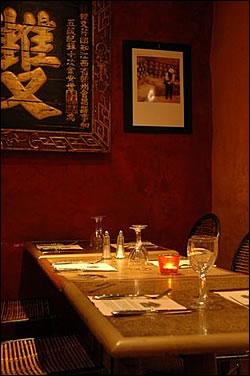 restaurant zango daguerre paris paris. Black Bedroom Furniture Sets. Home Design Ideas