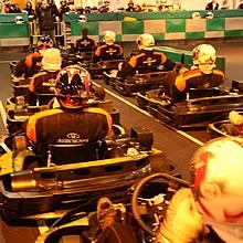 Aerokart Karting restaurant groupe Argenteuil, 95100