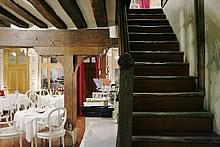 Auberge Nicolas Flamel Oenologie restaurant groupe Paris 3