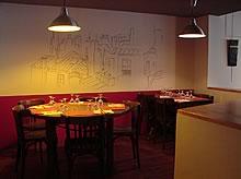 Aux Petits Joueurs restaurant groupe Paris 19