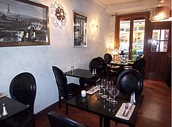 Caveau de l'Isle restaurant groupe Paris 4