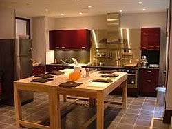 Chef Martial restaurant groupe Paris 3