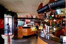 Globe Trotter Caf� restaurant groupe La D�fense (92)